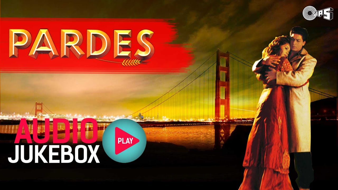 Pardes Jukebox - Full Album Songs | Shahrukh Khan, Mahima