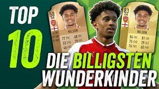 FIFA 18 Wunderkinder: 10 Rohdiamanten für unter €1 Millionen!