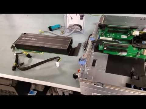 NVidia GRID Card Installation Process