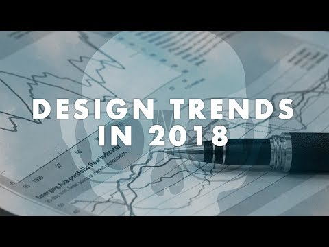 Graphic Design Trends in 2018