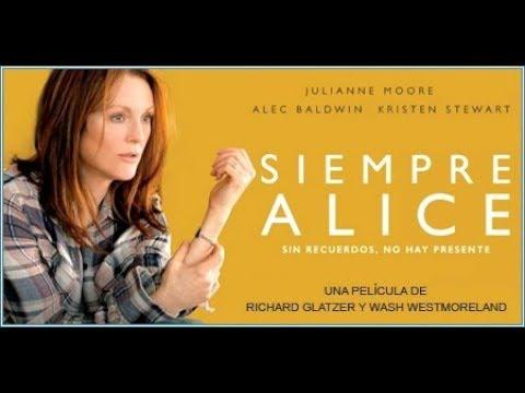 Siempre Alice Para El Fin Youtube