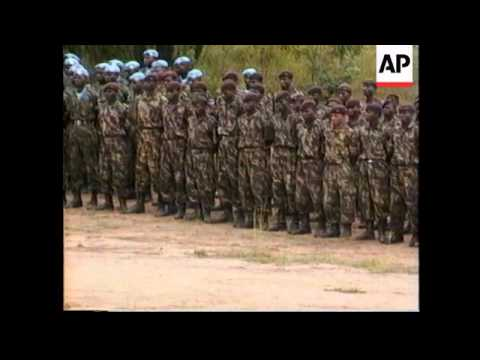 ZIMBABWE: 9 SOUTH AFRICAN COUNTRIES FORM PEACEKEEPING FORCE