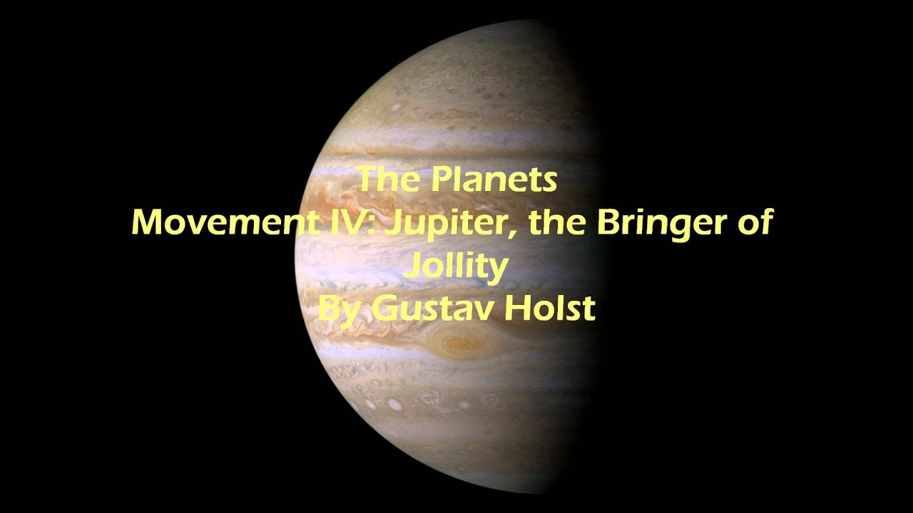 youtube holst planets - photo #19
