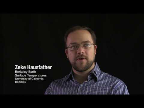 Zeke Hausfather on NOAA Temperatures
