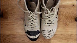 Meine Dogo Schuhe - Ganze 4 Paar ;-)