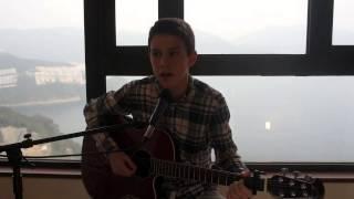 Jason Mraz - I Won't Give Up - Parker Rudd Cover