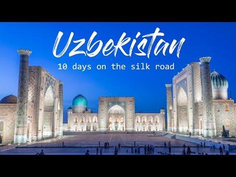 Uzbekistan - 10 days on the silk road