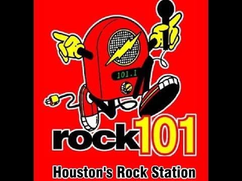 Rock 101 KLOL Houston - Aircheck (2000)