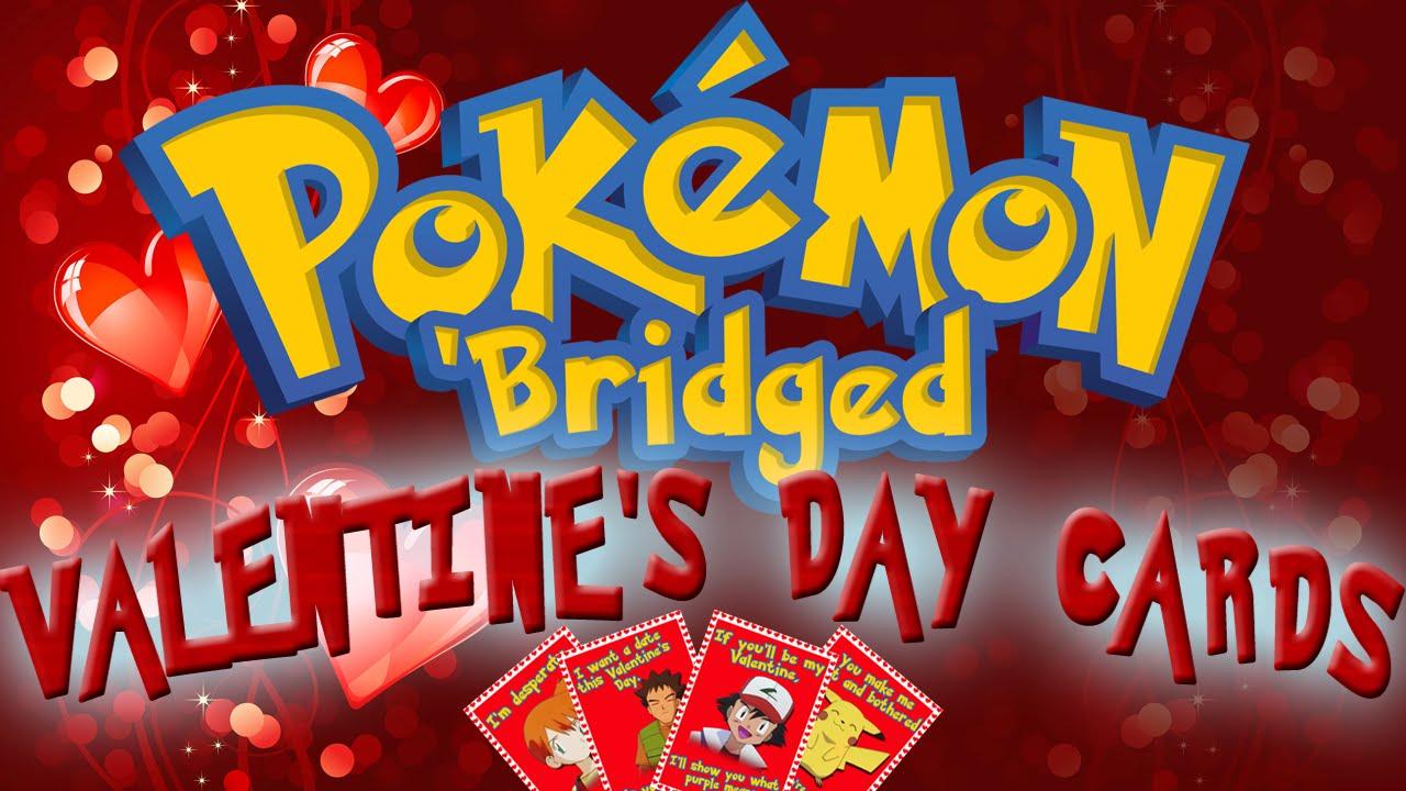 Pokemon Bridged Valentine S Day E Cards Elite3 Youtube