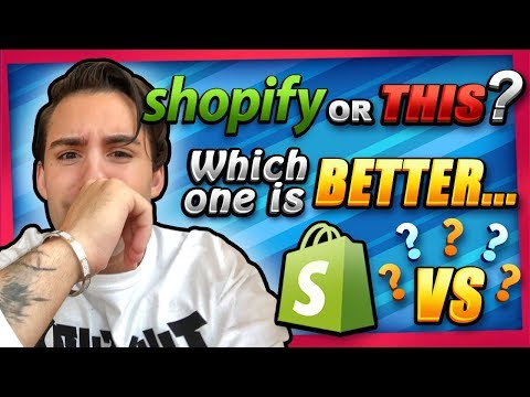 Shopify Or THIS?!... Which One Is Better?