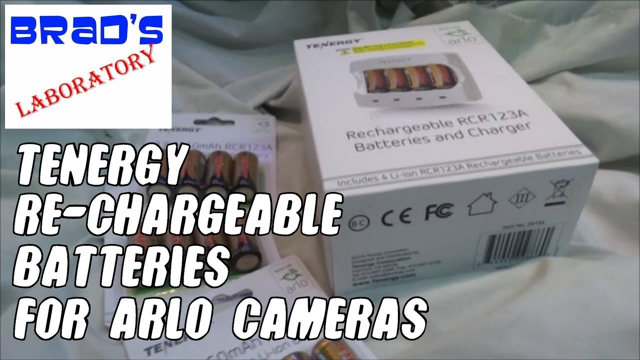 Arlo Rechargeable Batteries