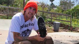 Emerica Figgy Dose Skate Shoe with Justin Figueroa - Tactics