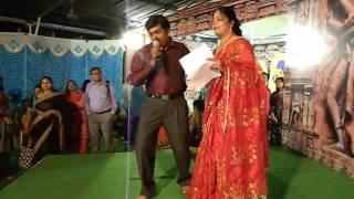 Aaj Rapat Jaye to hame na Uthaiyo.... by Debjyoti & Joyeeta
