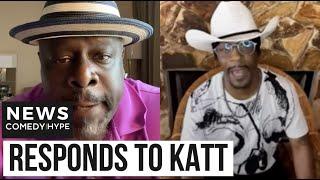 """Cedric Entertainer Checks Katt Williams Over Alleged Stolen Joke: """"That's My Joke"""""""