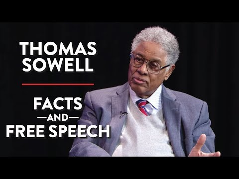 Thomas Sowell on Facts and Free Speech (Pt. 1)