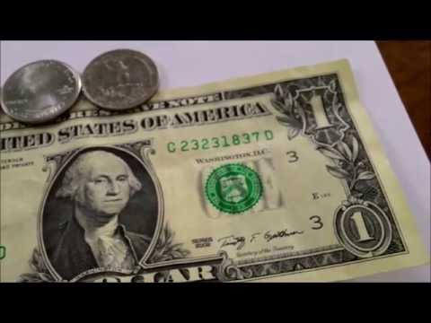 แลกเหรียญสหรัฐ เที่ยวอเมริกา ค่าเงินอเมริกา ซื้อของอเมริกา ชีวิตในอเมริกา