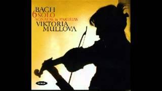 Johann Sebastian Bach - Sonata No.2, BWV 1003 - Fuga