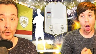 ICON IN A PACK!!! FIFA 19 ULTIMATE TEAM PACK OPENING