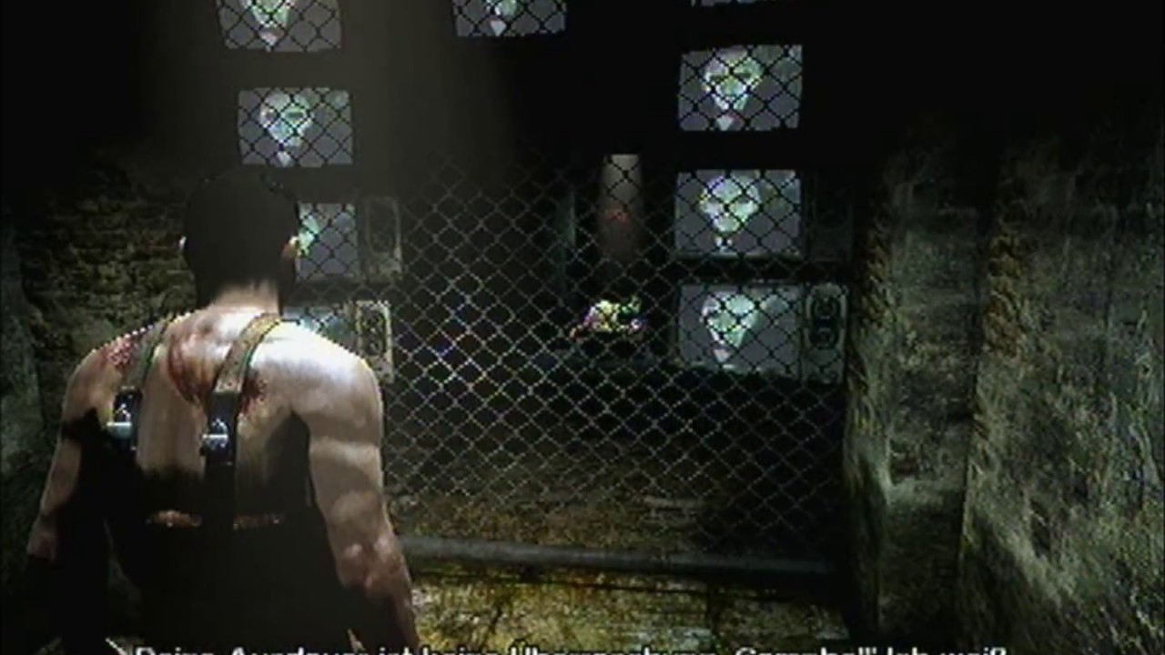 #03 Lets Play SAW 2: Flesh And Blood (GERMAN/BLIND