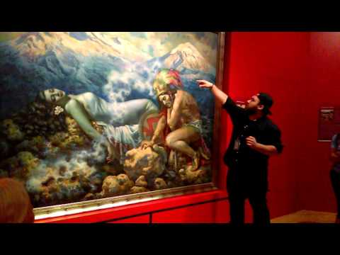 National Museum of Mexican art Tour Guide