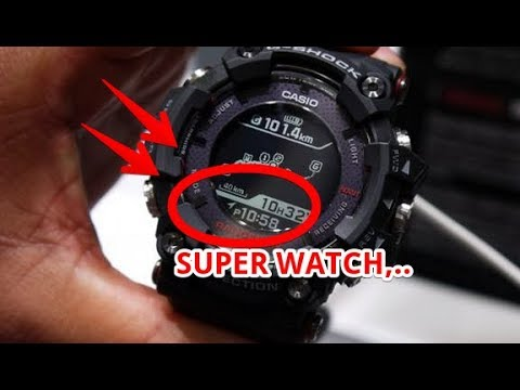 woow cool casio g shock rangeman review youtube. Black Bedroom Furniture Sets. Home Design Ideas