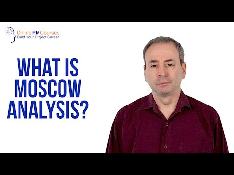 Project Management in Under 5: What is MOSCOW Analysis?