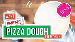 How to make Pizza Dough | Love Pizza | Pizza Dough balls | Perfect Pizza Dough