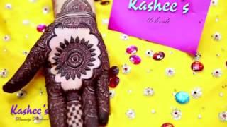 Bridal Mehndi Kashee S : Kashee s mehndi designs u fun web