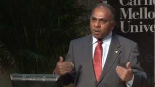 CMU Welcomes Dr. Subra Suresh