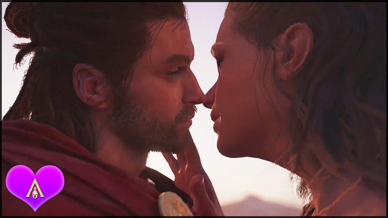 Assassin S Creed Odyssey Kyra Romance Alexios Cuitan Dokter