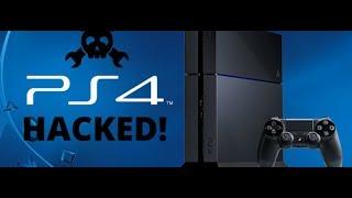 تهكر PS4 5.05 بدون WIFI أو قطعة