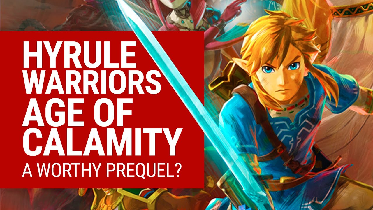 Hyrule Warriors Age Of Calamity Reviews Round Up All The Scores