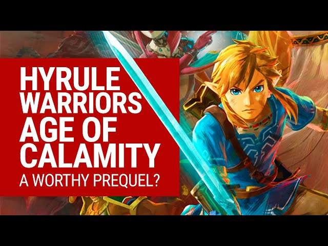 Hyrule Warriors Age Of Calamity Review Not The Prequel You Might Expect But An Excellent Musou Instilled With Breath Of The Wild S Spirit Vg247