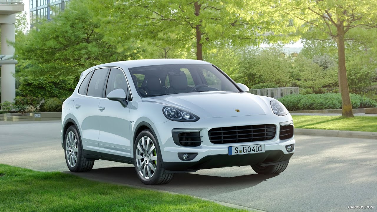 2015 porsche cayenne s e hybrid interior and exterior. Black Bedroom Furniture Sets. Home Design Ideas