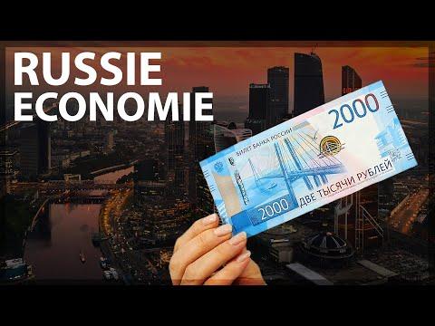 Économie - De l'URSS aux années Poutine