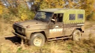 Jazda OFF ROAD 4x4 – Olsztyn video
