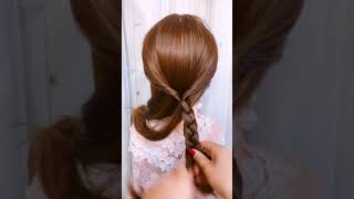 beautiful hairstyle for girls #Shorts