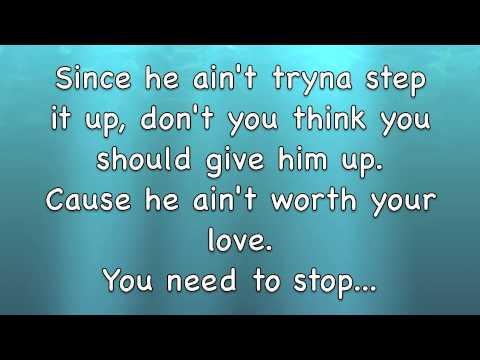 Chris Brown - Ya Man Ain't Me w/ Lyrics