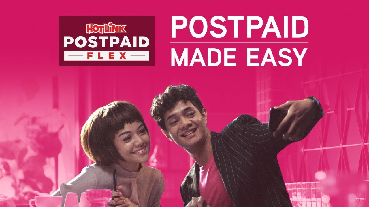 Hotlink Postpaid Flex – It's Postpaid Made Easy