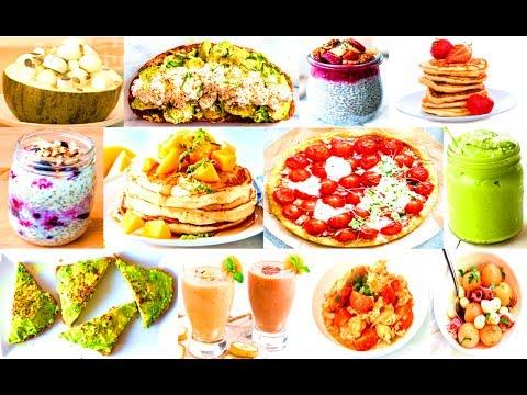 Recetas para desayunos sanos y faciles