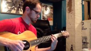 Steeplechase Lane - jerry reed cover by richard keelin