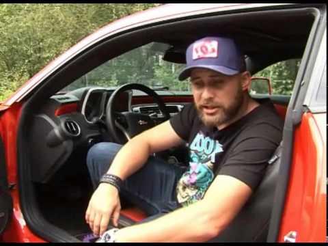 Тест-драйв Chevrolet Camaro c Александром Морозовым