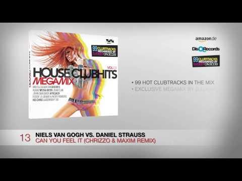 HOUSE CLUBHITS MEGAMIX VOL.1 Minimix by DJ DEEP