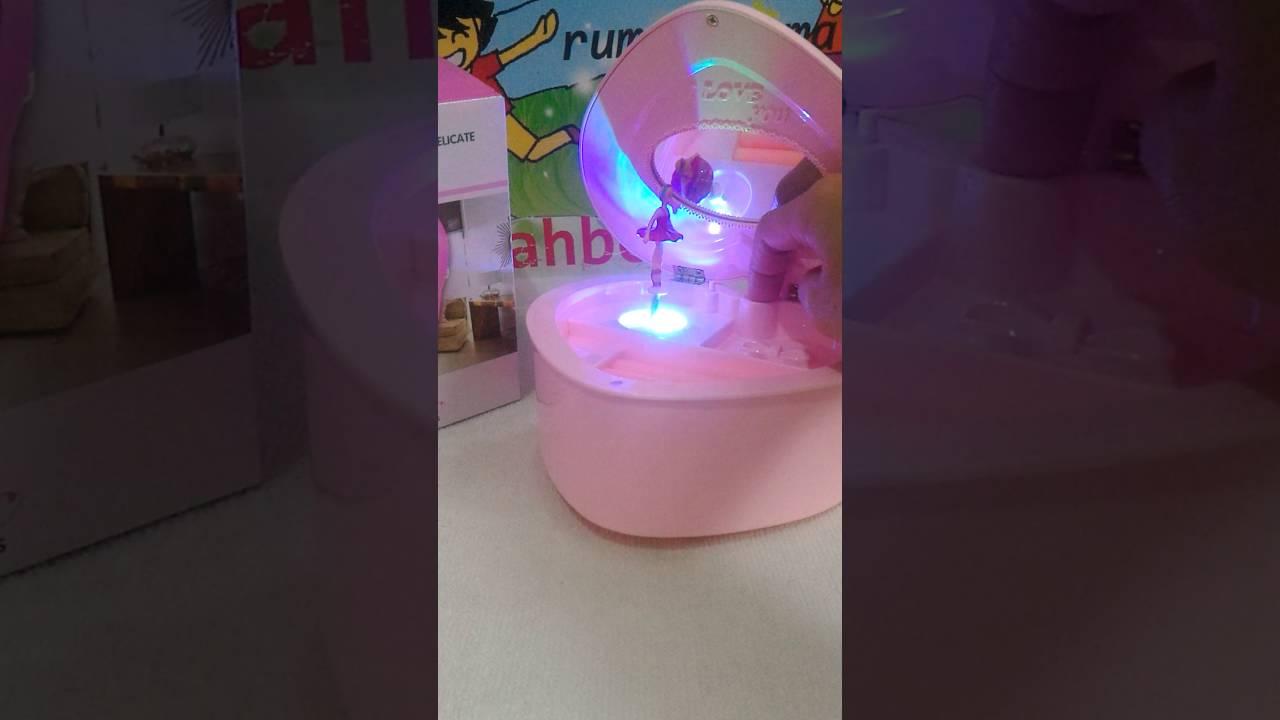 Kotak Musik Love Ballerina Hello Kitty Youtube
