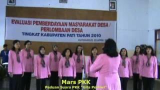 Mars PKK Jawa Tengah