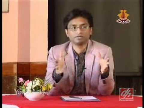 Santosh Shah on 'Future Leaders 2' NTV PLUS. 21st Oct 2011