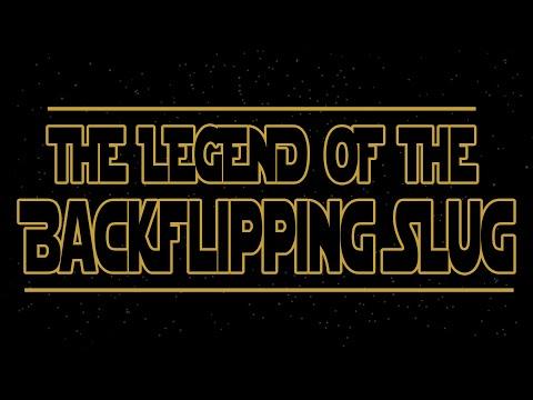'The Legend of the Backflipping Slug' (Jedi Academy)