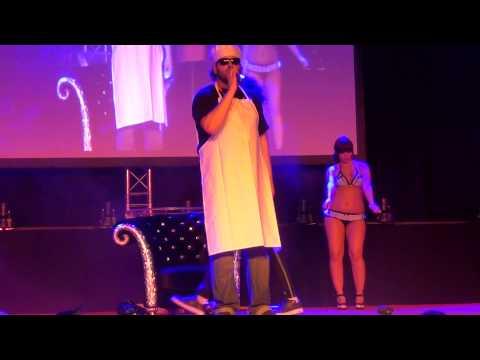 "Venus 2012 Orgi 69 - Imbiss Bronko ""Pfeffermühle"" Live"