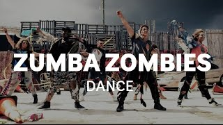 #ZumbaZombies Come Back To Life (Choreography)