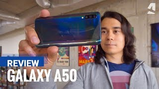 Samsung Galaxy A50 Review Videos
